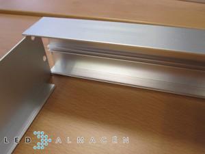 atornillar perfiles kit superficie