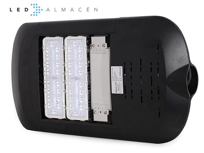 Alumbrado público LED para viales